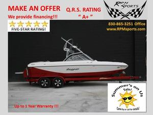Used Tige 22V Ski and Wakeboard Boat For Sale