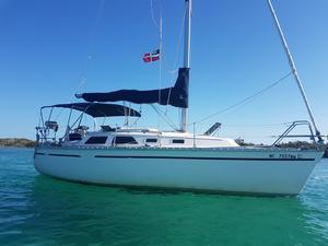 Used Hunter 28 Sloop Sailboat For Sale