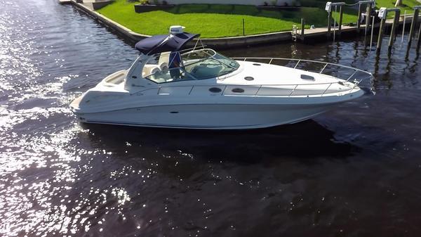 Used Sea Ray Sundancer Cuddy Cabin Boat For Sale