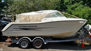 Used Hydra-Sports 202 D.C. Lightning Series Cruiser Boat For Sale