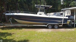 Used Caravelle 280 Sea Hawk Center Console Fishing Boat For Sale