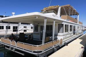 Used Lakeview Multi Owner Houseboat 1/4 House Boat For Sale