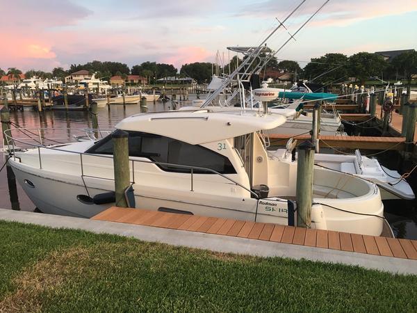New Rodman Spirit 31 Ht Sports Fishing Boat For Sale