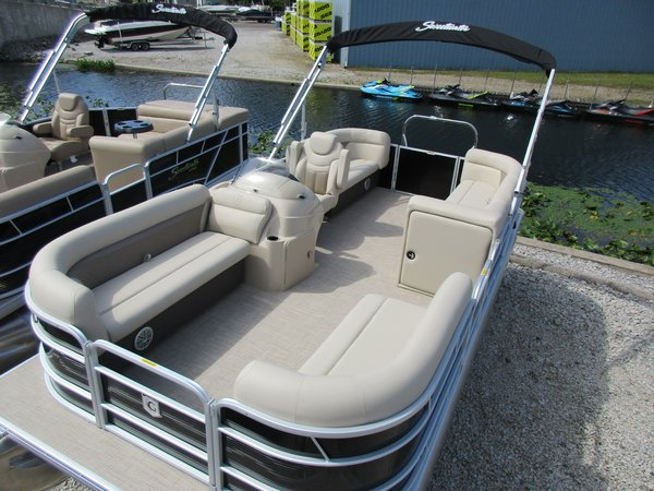 New Sweetwater SW 2086 SB Pontoon Boat For Sale