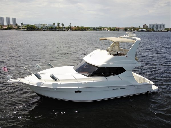 Used Silverton Convertible Boat For Sale