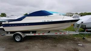 Used Bayliner 192 CU Bowrider Boat For Sale