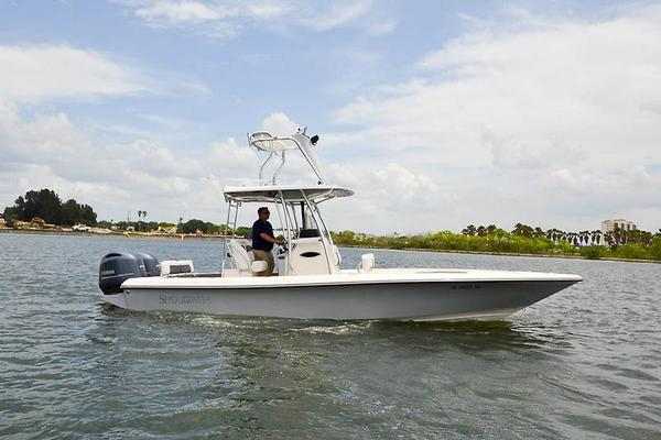 Used Shearwater 26 Carolina Bay Center Console Fishing Boat For Sale