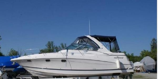 Used Four Winns 378 Vista Express Cruiser Boat For Sale