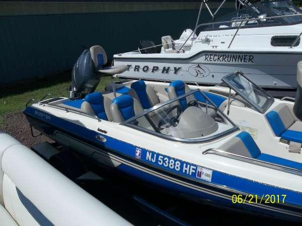 Used Skeeter SL 190 Ski and Fish Boat For Sale