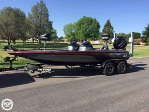 Used Nitro Z-8 Bass Boat For Sale