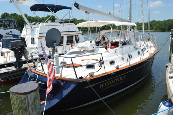 Used Tayana 48 Cruiser Sailboat For Sale
