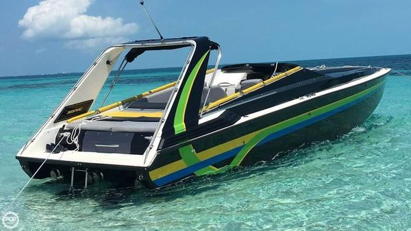 Used Sonic 36 SS High Performance Boat For Sale