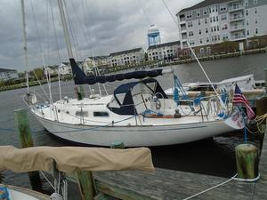 Used Pearson 39 Yawl Sailboat For Sale