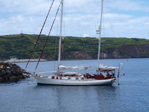 Used Cherubini Cutter Rigged Ketch Cruiser Sailboat For Sale
