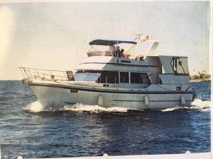 Used Oceania Sundeck Trawler Boat For Sale