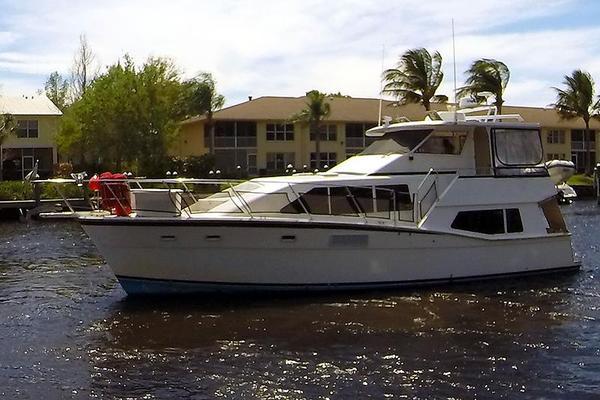 Used Krogen 42 Silouhette Motor Yacht For Sale