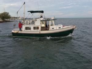 Used Eagle Transpac Trawler Boat For Sale