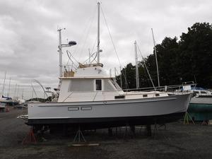 Used Legacy Motoryacht Trawler Boat For Sale