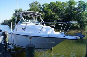 Used Sailfish 234 WAC Cuddy Cabin Boat For Sale