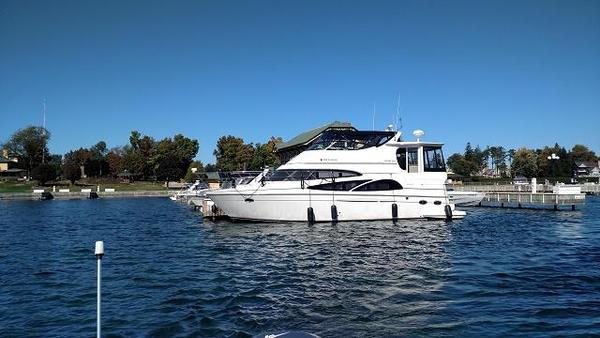 Used Carver 46 Motoryacht Cruiser Boat For Sale