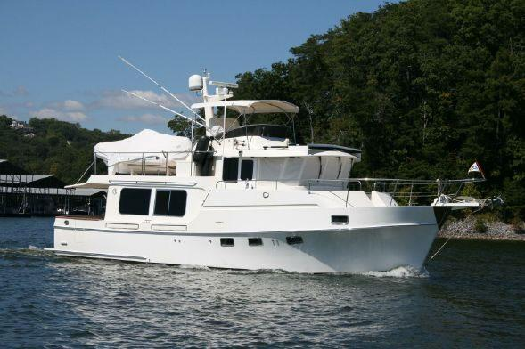 2006 used ocean alexander 50 classico motor yacht for sale for Alexander motors jackson tennessee