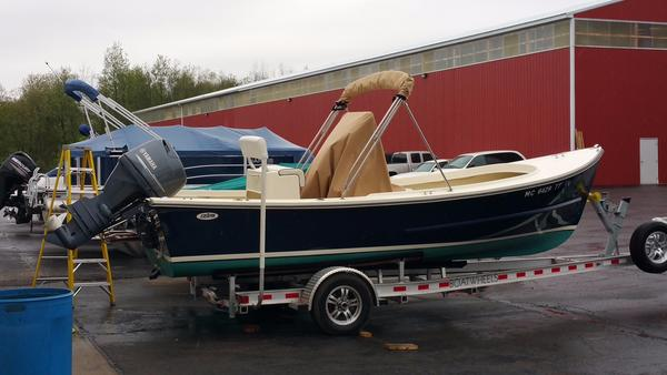 Used Eastern 20 CC Other Boat For Sale
