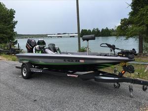Used Phoenix 618 Pro Bass Boat For Sale