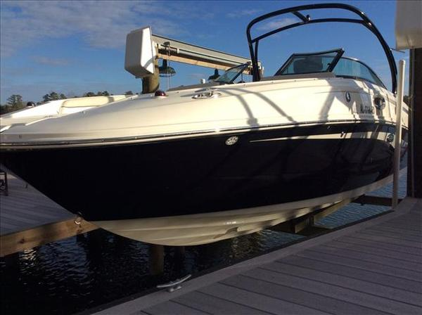 Used Sea Ray 280 Sundeck Ski and Wakeboard Boat For Sale
