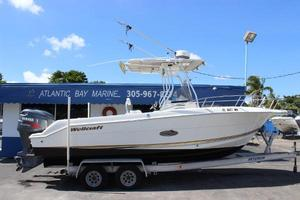 Used Wellcraft 230 Fisherman Center Console Fishing Boat For Sale
