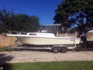 Used Mako 230B Walkaround Fishing Boat For Sale
