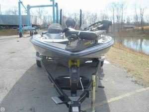 Used Stratos 201 XL Evolution DL/BS Bass Boat For Sale