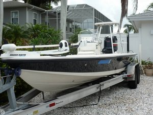 Used Hewes Redfisher 21 Flats Fishing Boat For Sale