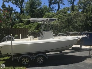 Used Sea Fox 217CC Center Console Fishing Boat For Sale