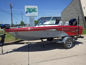 New Larson FX 1750 DC Freshwater Fishing Boat For Sale