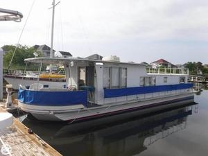 Used Lazydays 48 House Boat For Sale