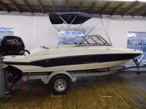 New Stingray 191 DC Deck Boat For Sale