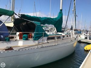 Used Cheoy Lee 41 Racer and Cruiser Sailboat For Sale
