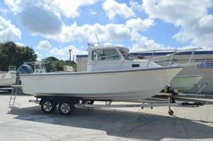 New Parker Boats 2320 SL Sport Cabin Pilothouse Boat For Sale
