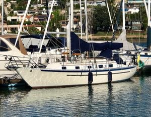 Used Pacific Seacraft 34 Cruiser Sailboat For Sale