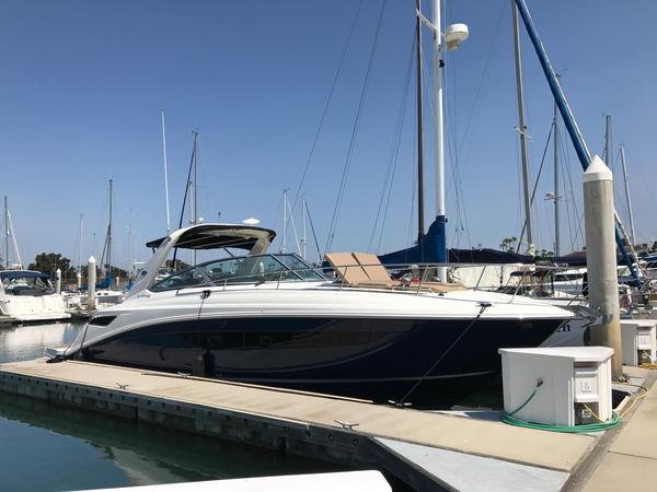 Used Sea Ray Sport 350 Sundancer Cruiser Boat For Sale