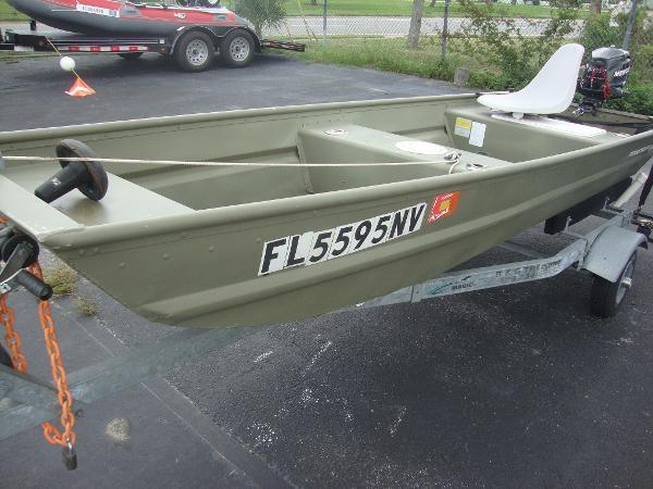 Used Tracker Aluminum Fish Boat Aluminum Fishing Boat For Sale