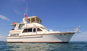 Used Jefferson 42 Aft Cabin Motor Yacht Aft Cabin Boat For Sale