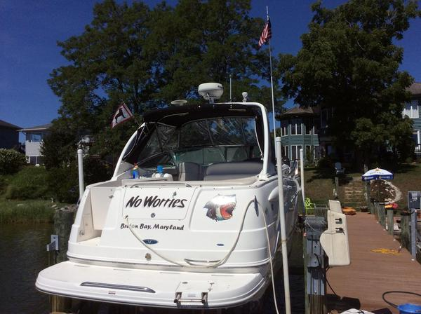Used Chaparral 270 Signature Cruiser Boat For Sale