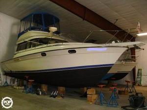 Used Silverton 37 Sports Fishing Boat For Sale