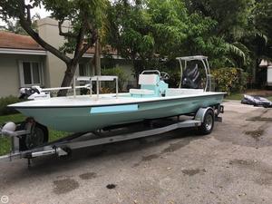 Used East Cape 19 Vantage Skiff Fishing Boat For Sale