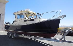 Used Eastern Boats 248 Tournament Saltwater Fishing Boat For Sale