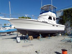 Used Custom Sport Fish Diesel Sports Fishing Boat For Sale