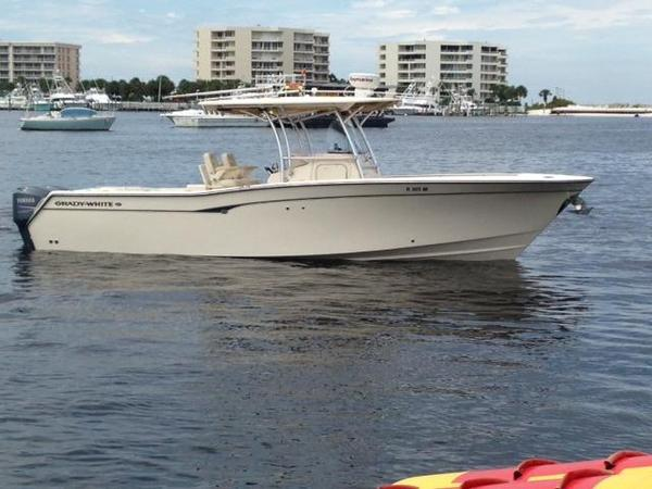 Used Grady-White 306 Bimini CC Sports Fishing Boat For Sale