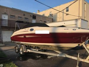 Used Sea Ray 240 Sun Deck Bowrider Boat For Sale