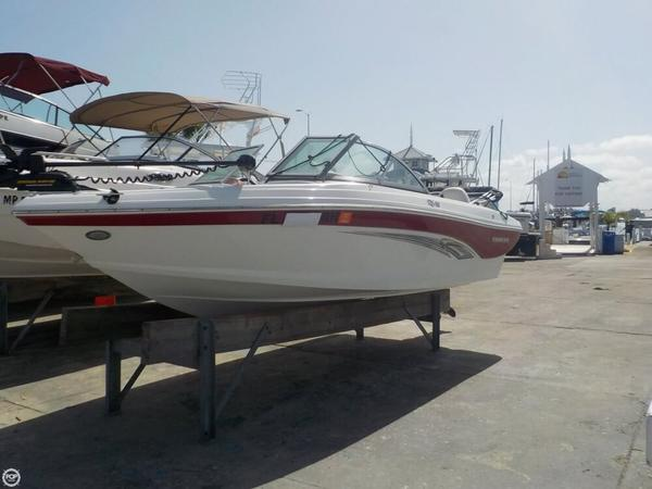 Used Rinker QX18 Fish & Ski Bowrider Boat For Sale